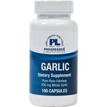 Progressive Labs Garlic 500 Mg - 100 Capsules
