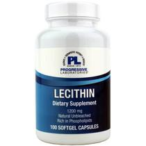 Progressive Labs Lecithin 1200 Mg - 100 Softgels