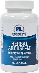 Progressive Labs Herbal Arouse - 90 Capsules