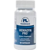 Progressive Labs Hemadyn Pro - 60 Capsules
