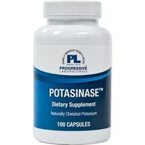 Progressive Labs Potasinase - 100 Capsules