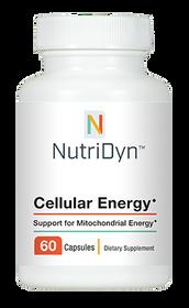 NutriDyn Cellular Energy - 60 Capsules