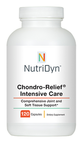 NutriDyn Chondro-Relief Intensive Care - 120 Capsules
