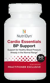 NutriDyn Cardio Essentials BP Support - 90 capsules