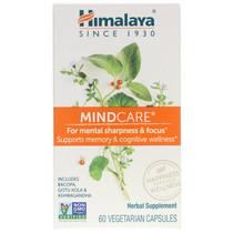 Himalaya MindCare - 60 Veg Capsules