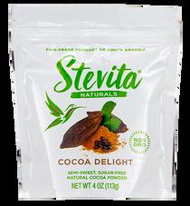 Stevita Cocoa Delight - 4 oz