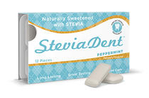 Stevita SteviaDent Gum - Peppermint
