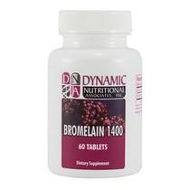 Dynamic Nutritional Bromelain 1400 - 60 Tablets