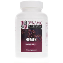 Dynamic Nutritional Hemex - 90 Capsules