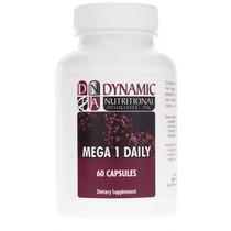 Dynamic Nutritional Mega 1 Daily - 60 Capsules