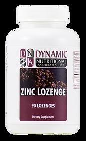 Dynamic Nutritional Zinc Lozenge - 90 lozenge