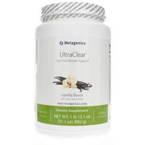 Metagenics UltraClear - Natural Vanilla Flavor - 1 lb 15.1 Oz