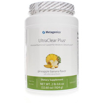 Metagenics UltraClear PLUS - Pineapple Banana - 2 lbs 0.6 Oz