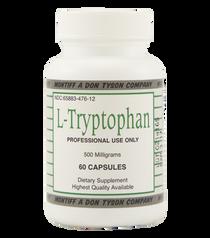 Montiff L-Tryptophan 500 Mg - 120 Capsules