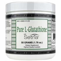 Montiff Pure L-Glutathione Powder - 1.76 Oz