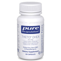 Pure Encapsulations 7-Keto DHEA 50 Mg - 60 Capsules