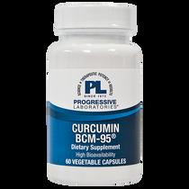 Progressive Labs Curcumin BCM-95 - 60 Veg Capsules