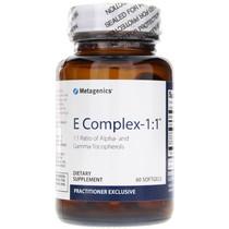 Metagenics E-Complex 1:1 - 60 Softgels