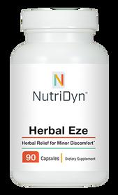 NutriDyn Herbal Eze - 90 Capsules