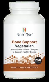 Nutridyn Bone Support Vegetarian - 250 Capsules