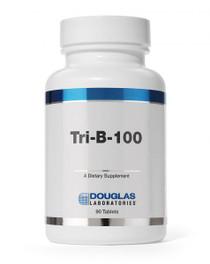 Douglas Laboratories Tri-B-100 - 90 Tablets