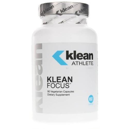 Klean Athlete Klean Focus - 90 Capsules