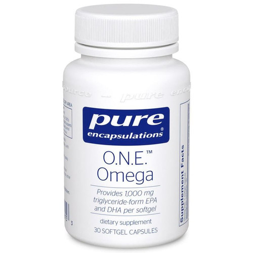 Pure-Encapsulations-ONE-Omega-30-soft-gels