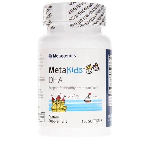 Metagenics MetaKids DHA - 120 SG