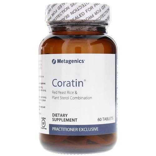 Metagenics Coratin - 60 Tablets