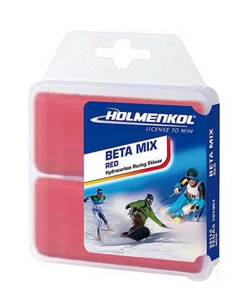 Holmenkol Beta Mix Red Wax