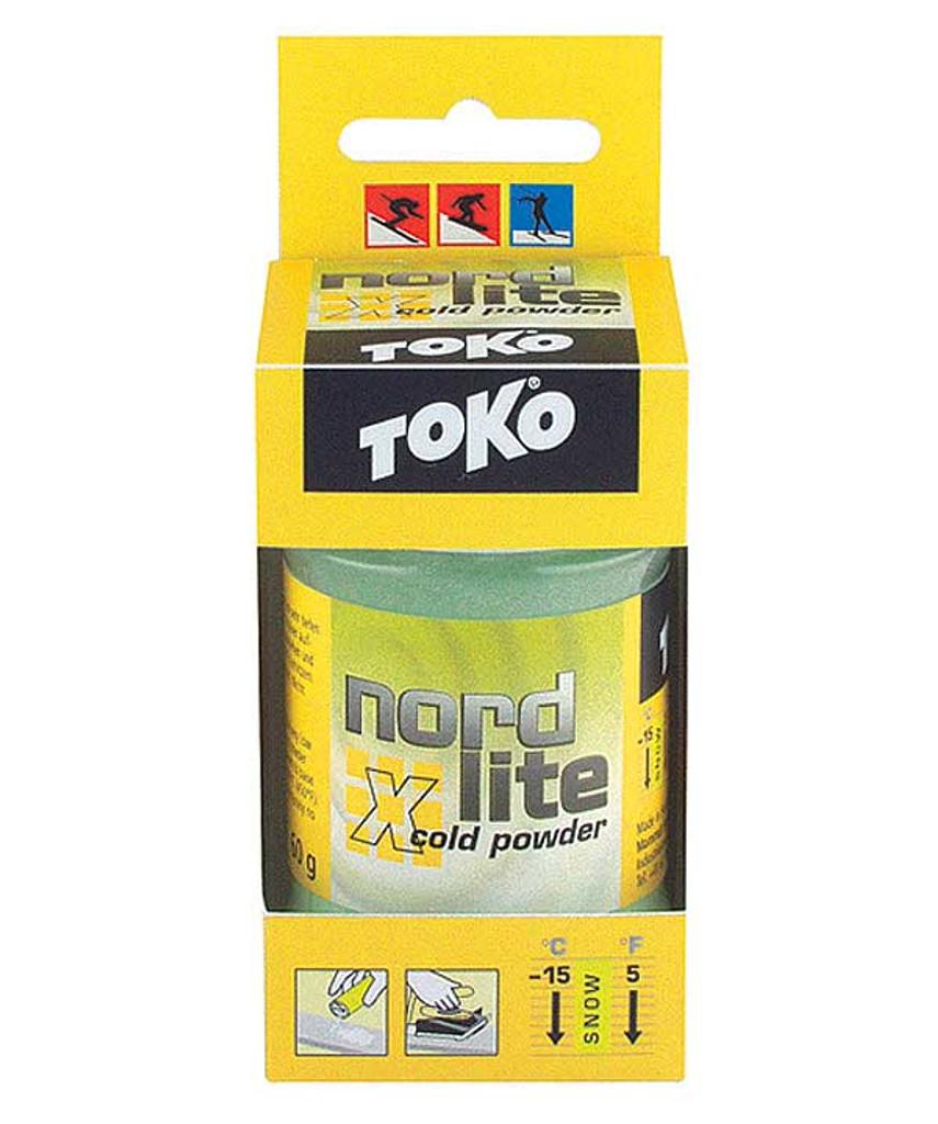 Toko Nordlite Powder X-Cold