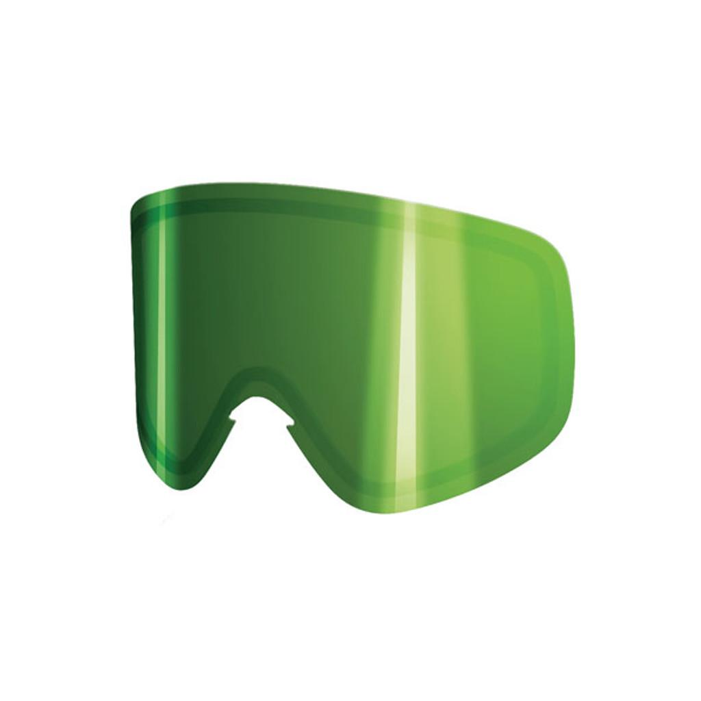 POC Retina Lens Yellow Green Mirror