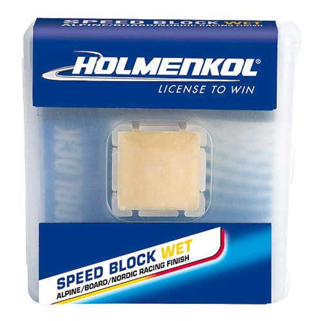 Holmenkol Speed Block Overlay WET