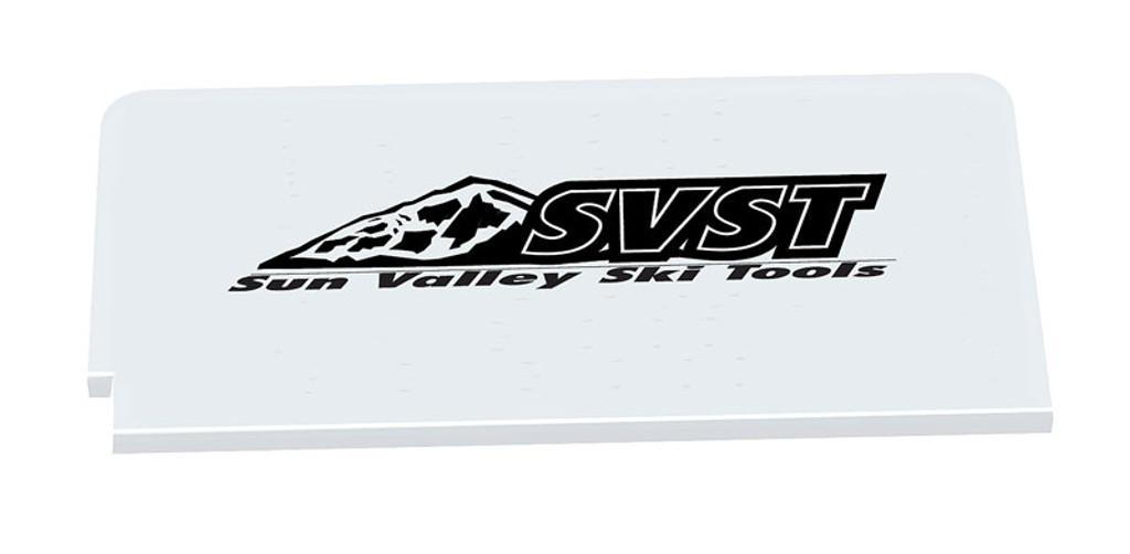 SVST Clear Acryllic Wax Scraper
