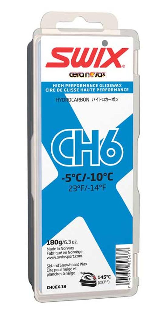 Swix CH6X Wax 180g