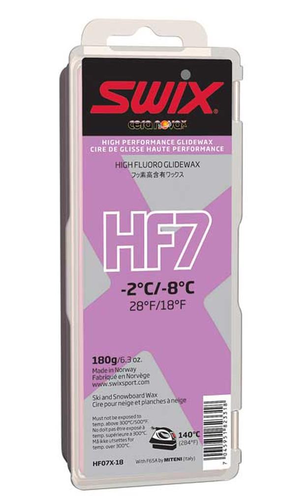 Swix HF7X Wax 180g