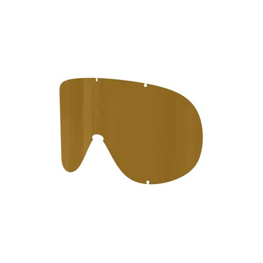 POC Retina Single Spare Lens Brown
