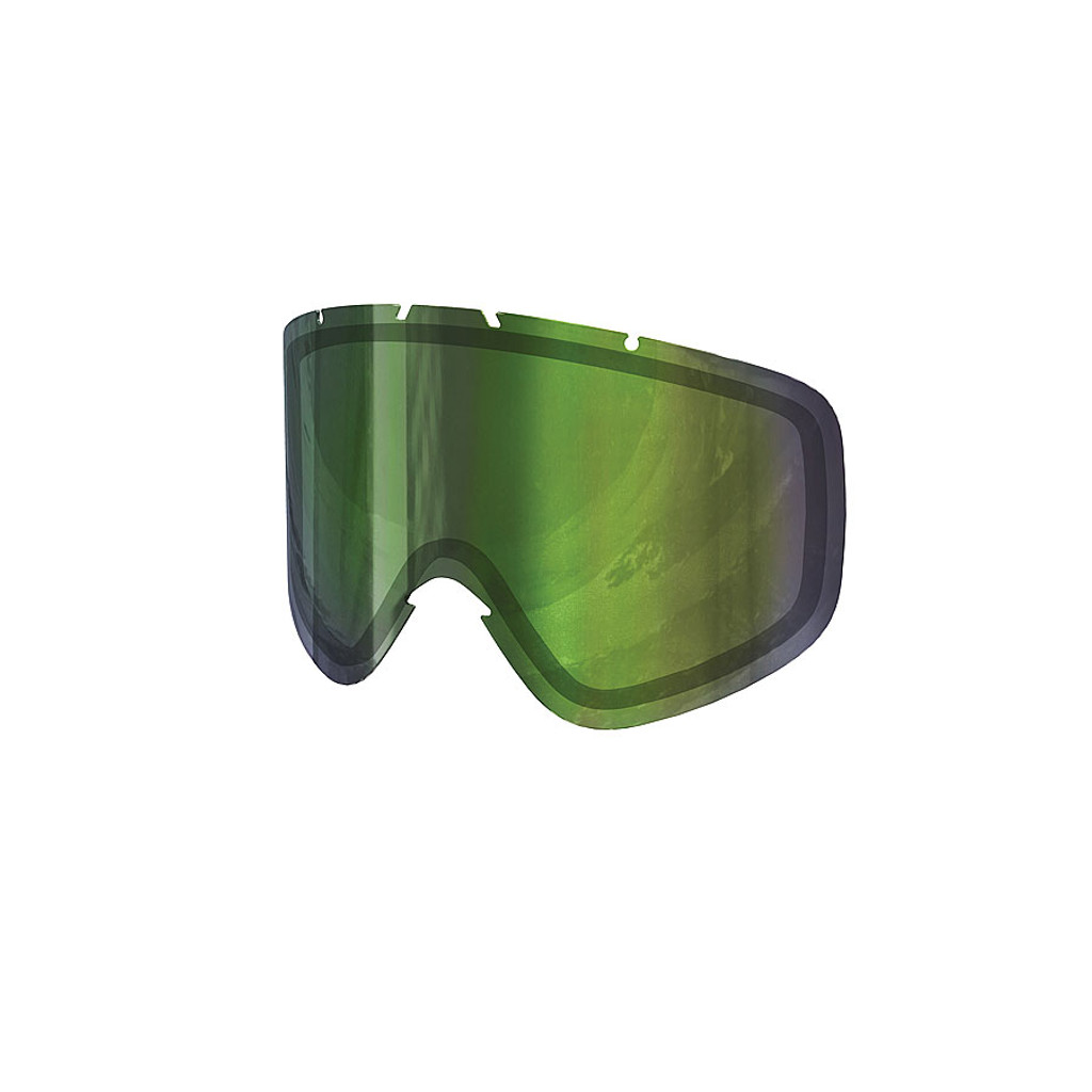 POC Iris Double Spare Lens Persimmon-Green Mirror
