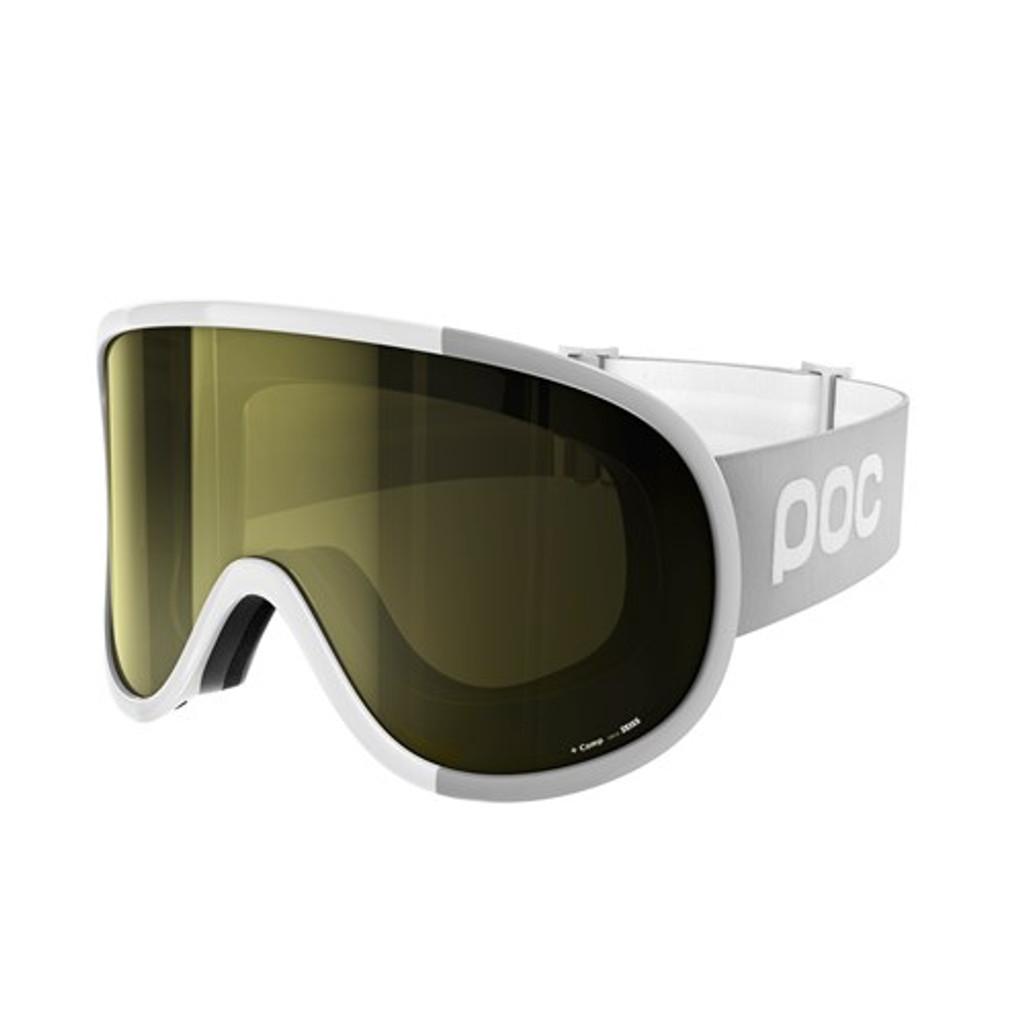 POC Retina Big Comp Goggles - Hydrogen White