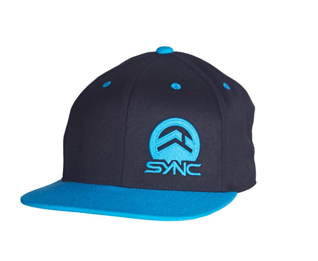 Sync Split Snapback Hat