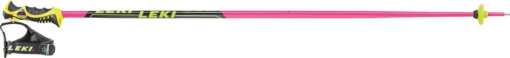 Leki World Cup SL TBS PINK Trigger S Race Poles