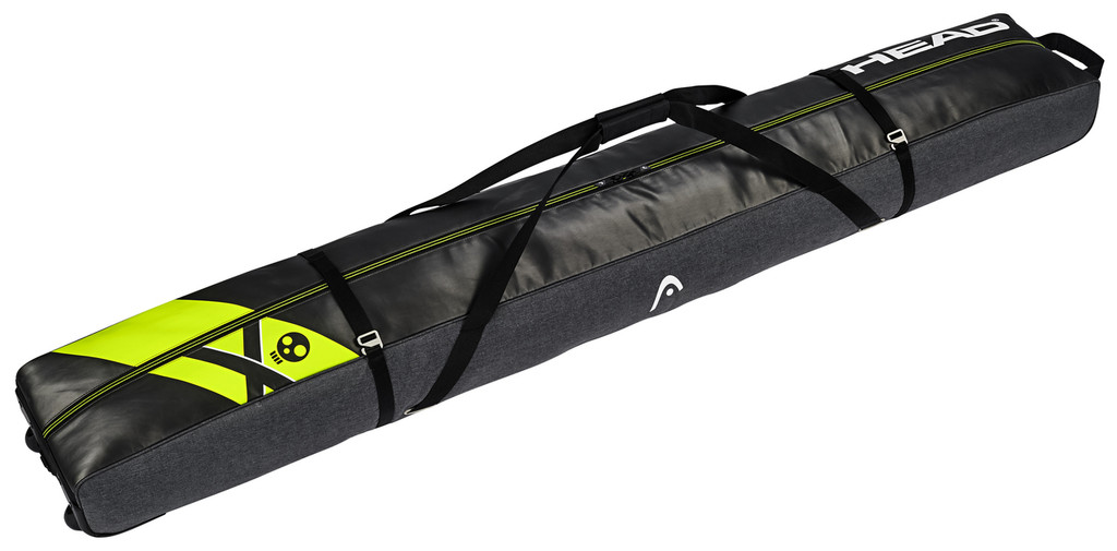 2018 Head Rebels Double Ski Bag