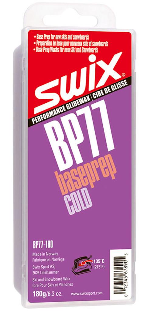 Swix BP77 Base Prep Wax 180g.