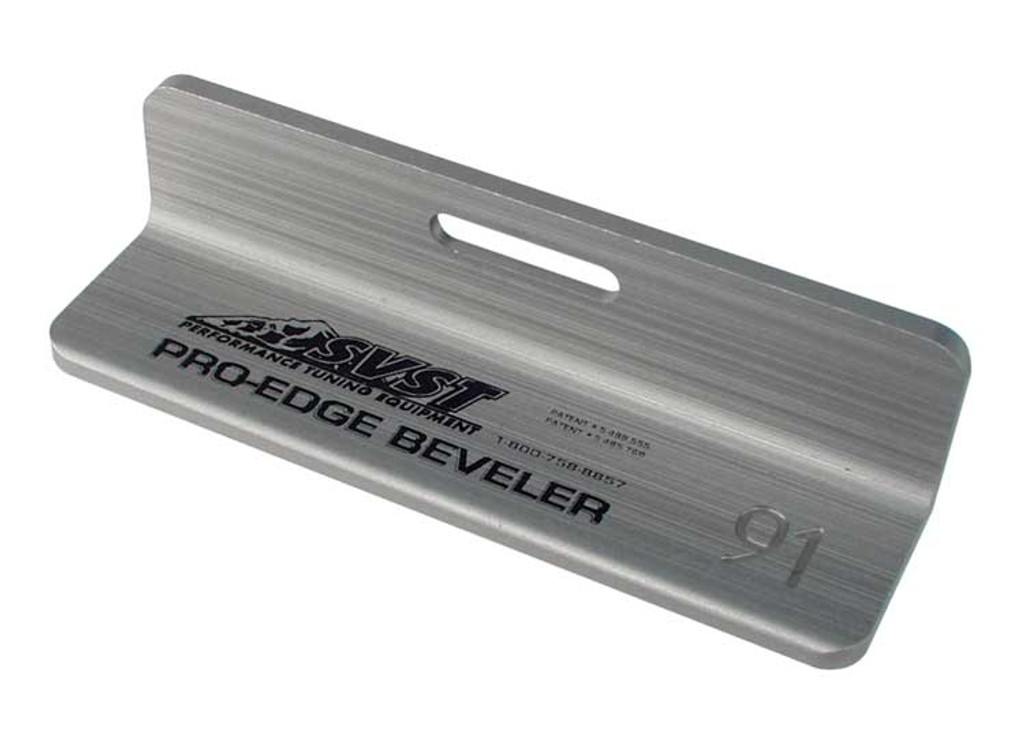 SVST Pro Edge Beveler with Stainless Plate - Bottom View