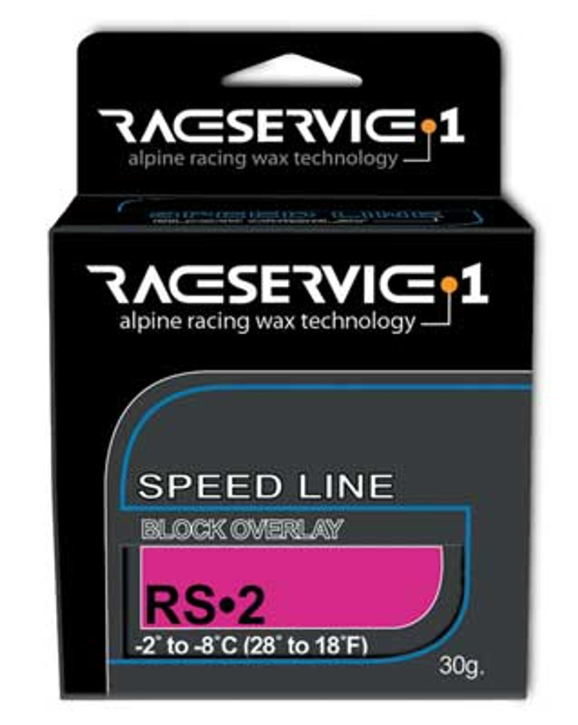 RaceService 1 RS-2 Racing Solid Overlay