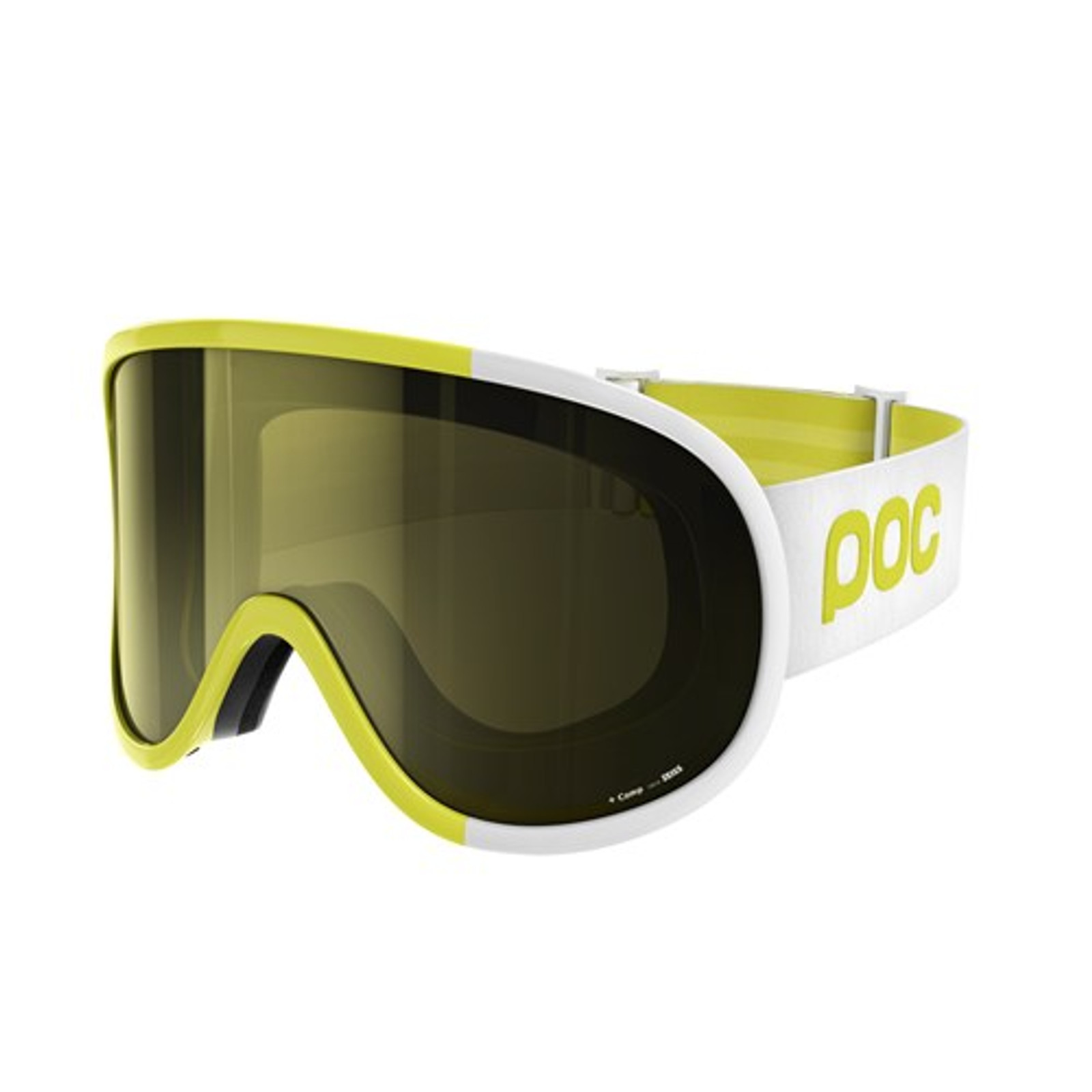 POC Retina Big Comp Goggles - Hexane Yellow