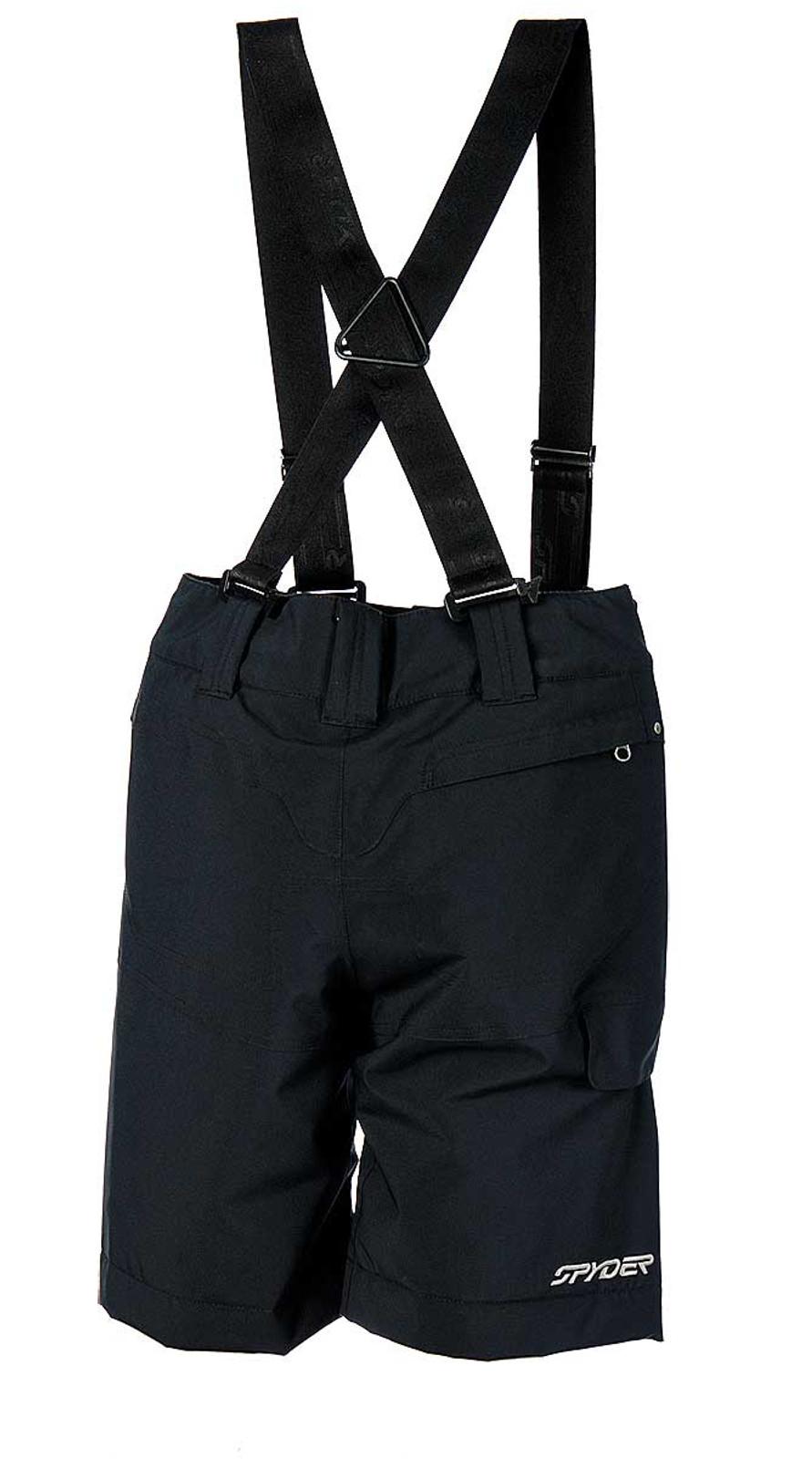 Spyder Kid's Training Pants - Back View
