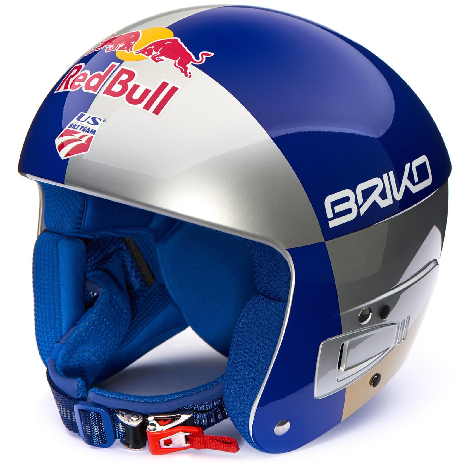 Briko Fluid Lindsey Vonn Red Bull Helmet