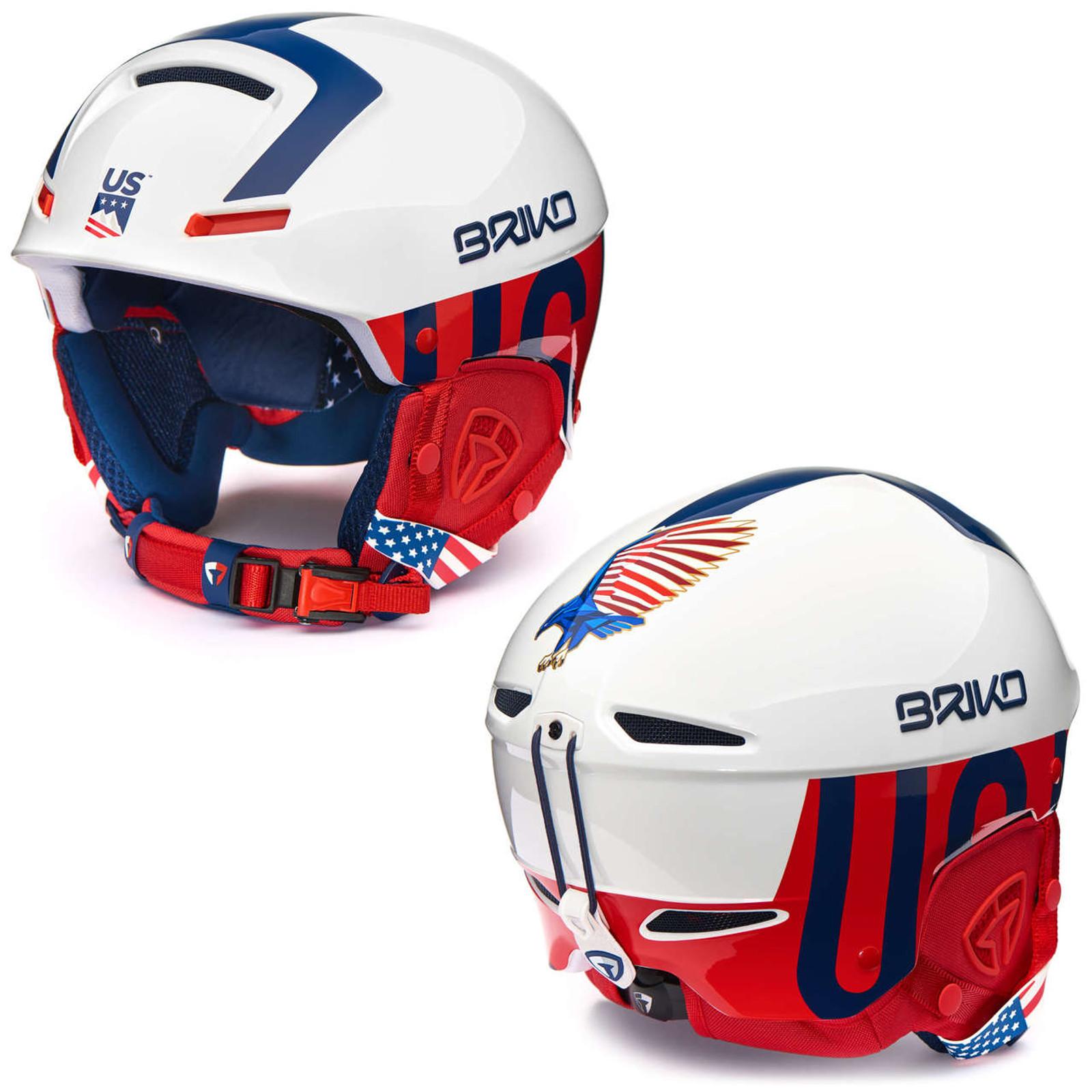 Briko Slalom Helmet 2018