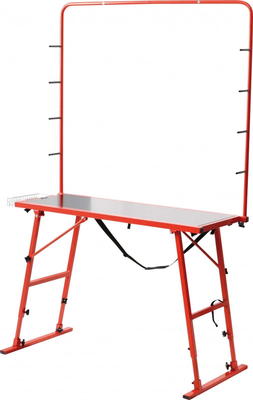 Swix Alpine World Cup Wax Table